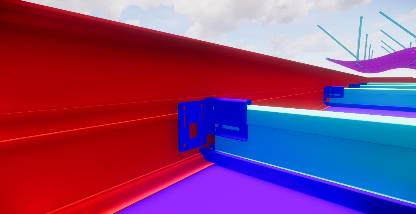 revit shop drawing ceiling 3D model