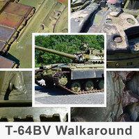 T-64 BV. Walkaround Photos