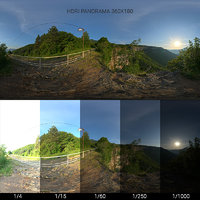 HDRI Panorama 360x180