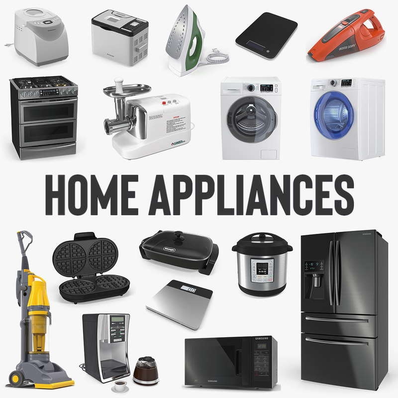 home appliances model