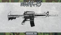 NovAR-15 - Rifle and Weapon FX - Nova Sound
