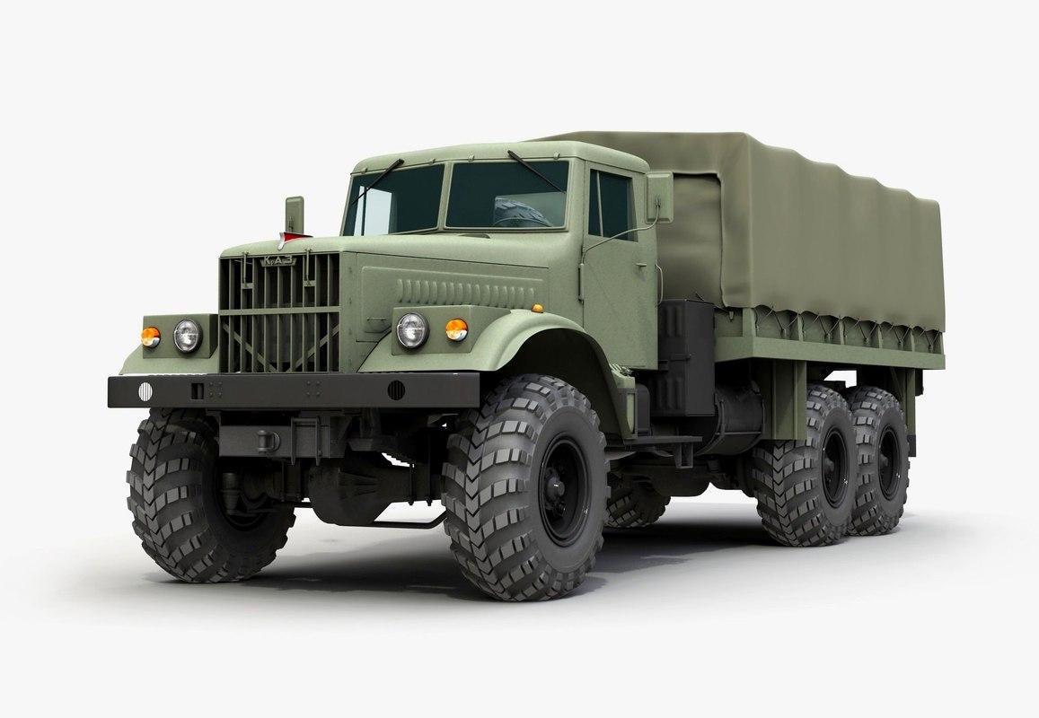 truck 255 kraz max