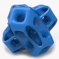 3D model solid manifold printing