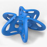 solid manifold printing model