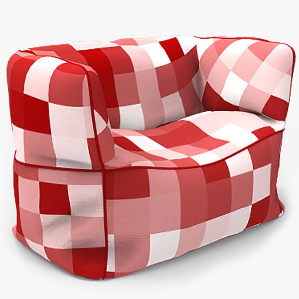 bag chair max