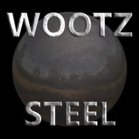 Wootz Damascus Crucible Steel