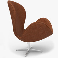 free egg chairs 3d model