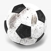 free max model soccer ball