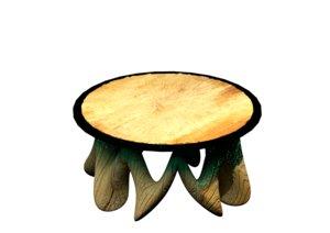 3D table mat