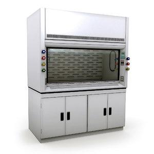 lightwave laboratory fume hood
