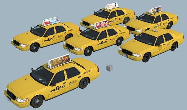 ma nyc taxi car