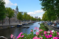Amsterdam town