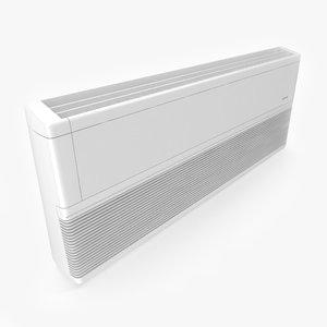 air conditioning trane 3d max