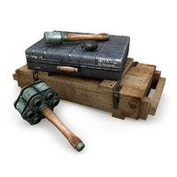 german grenades max