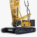 LIEBHERR LR 1160 Hydraulic lift crane 2012 construction equipment