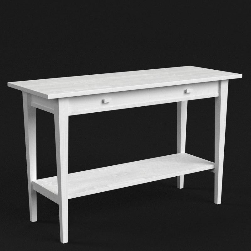 desk 2 3d 3ds