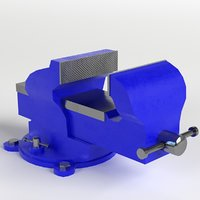 Table Vise Clamp