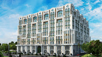 Classic Luxury Residential Building