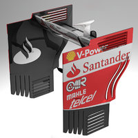 maya rear wing sf15t