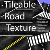 Road texture package