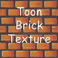Cartoon Brick Texture