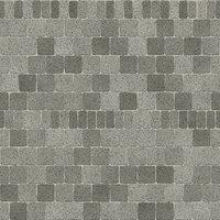 Gray American Brick Wall Seamless Texture