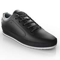 Shoes Sneakers Leather