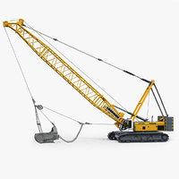 LIEBHERR HS Dragline Excavator