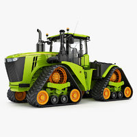 Tractor Power Track 2018