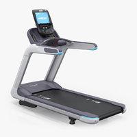 precor trm 885 treadmill 3D model