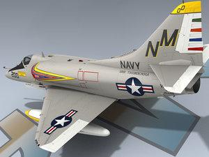 max a-4e skyhawk