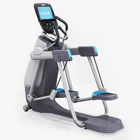 precor amt 885 adaptive 3D model