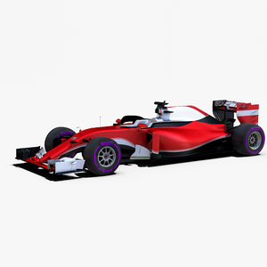 3d ferrari sf16h wheels model
