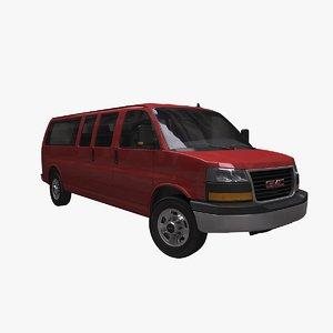 maya van savana bus