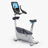 3D precor ubk 885 upright
