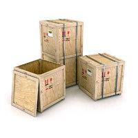 Wood Crates 1