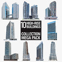 High-rise Buildings Megapack