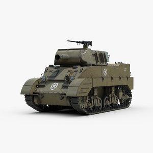 3d 3ds ww2 howitzer