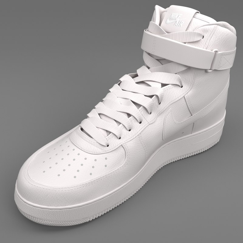 3D air force nike