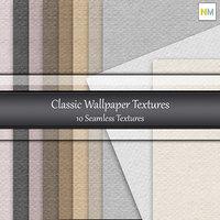 Classic Paper / Wallpaper Seamless Textures