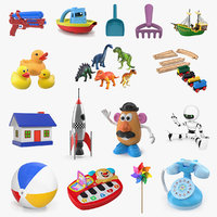 3D toys 3