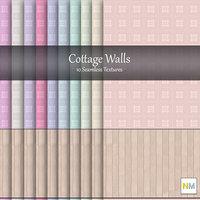 Cottage Wallpaper 10 Seamless Textures