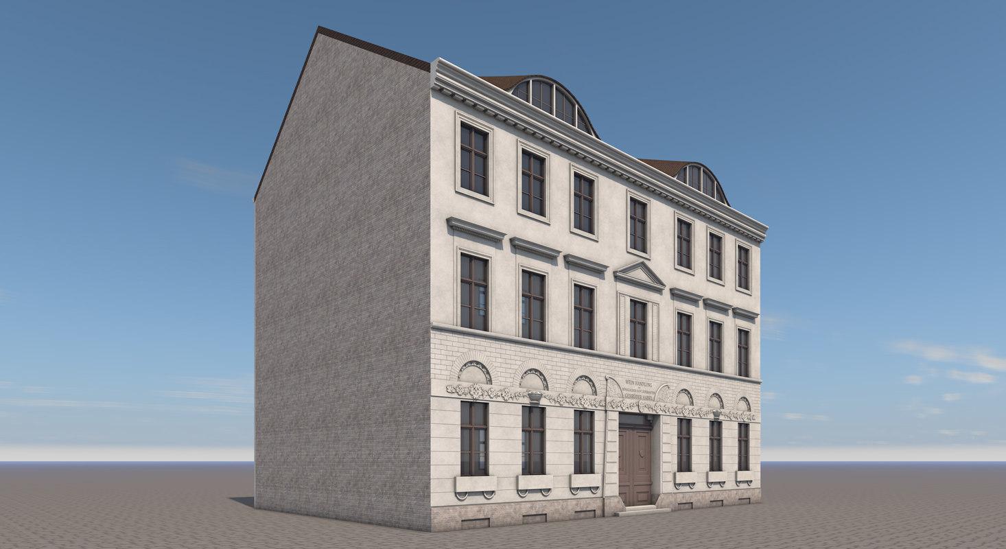 3d model house berlins den