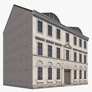 3d model house berlins den