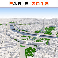 Paris City 2018 Complete