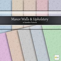 Manor Walls 10 Seamless Wallpaper Textures