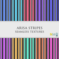 Arisa Stripes Fabrics 10 Seamless Textures