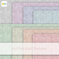 Art Porcelain 8 Seamless Textures