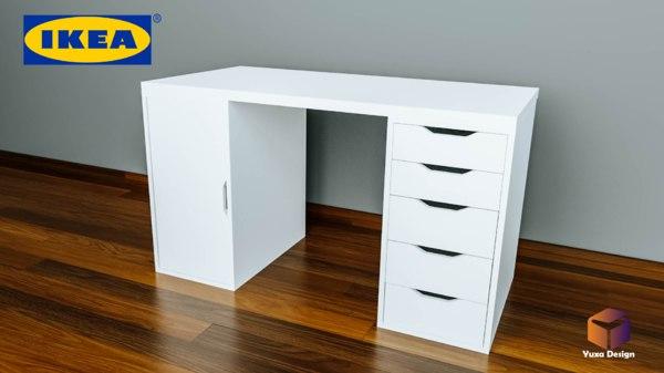 3ds ikea desk
