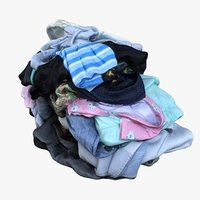 Pile of Clothes 04
